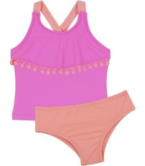 tankini uv50 fucsia h2o wear