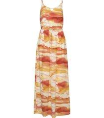 margo dress maxi dress galajurk multi/patroon minus
