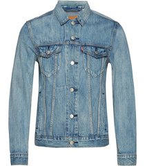 the trucker jacket killebrew t jeansjacka denimjacka blå levi´s men