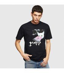 camiseta para hombre t-just-b26 diesel