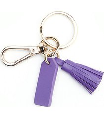 mini tassel key chain