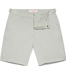 rock salt longest-length dane cotton twill shorts