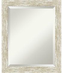 amanti art cape cod 19x23 bathroom mirror