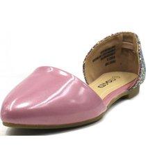 babucha rosa glitter gotta