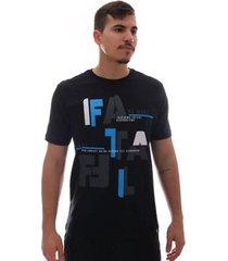 camiseta fatal inspiration preto - masculino