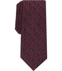 alfani men's gerald geo tie, created for macy's
