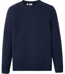 maglione in ciniglia (blu) - john baner jeanswear