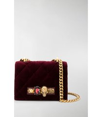 alexander mcqueen knuckle duster crossbody bag