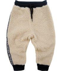 spodnie teddy