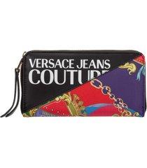 versace jeans couture m wallet