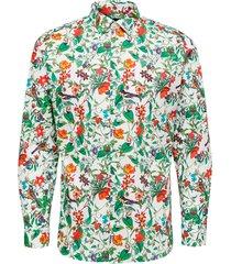 skjorta slhslimpen-ask shirt ls b
