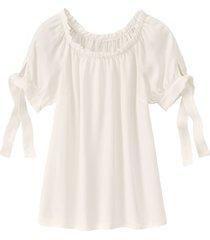 blouse, natuurwit 36