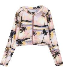 molo multicolored jacket