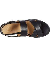 sandalia de mujer naturalizer caryn-negro
