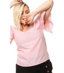 blusa rosa vindaloo