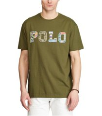 polo ralph lauren men's classic fit logo t-shirt