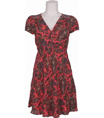 tottenham - pepe jeans - jurken - rood