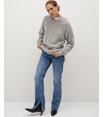 gebreide wollen sweater