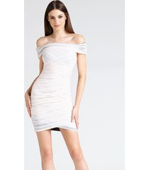 bandażowa sukienka marciano