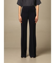 theory pants demitria theory classic trousers with welt pockets