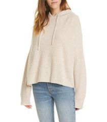 women's jenni kayne fisherman cashmere hoodie
