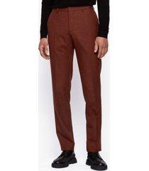 boss men's gains-wg slim-fit trousers
