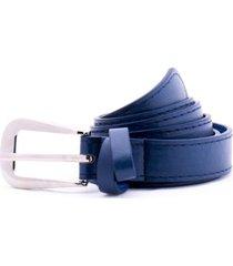 cinturón azul carven