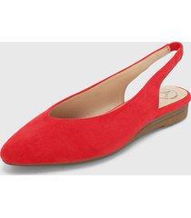 slipper rojo betsy