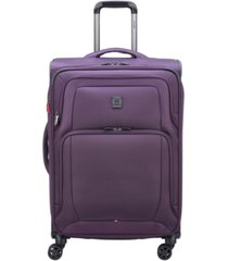"""delsey optimax lite 24"""" expandable spinner suitcase, created for macy's"""