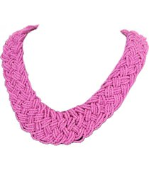collar morado sasmon cl-11308