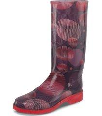 botas crinum rojo croydon
