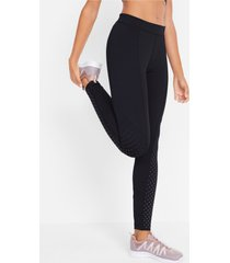thermo legging met reflecterende print, level 2