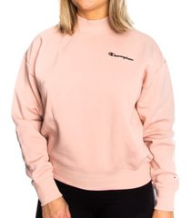champion classics women high neck sweatshirt * actie *