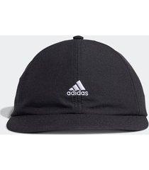 boné adidas runner preto - único