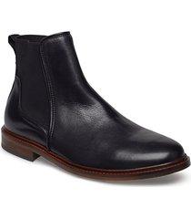 stb-wyatt l shoes chelsea boots svart shoe the bear