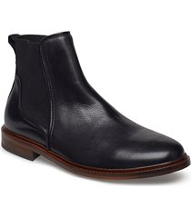stb-wyatt l stövletter chelsea boot svart shoe the bear