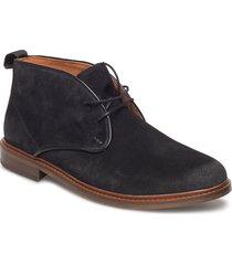 dalton s desert boots snörskor svart shoe the bear