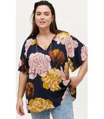 blus mluna s/s blouse