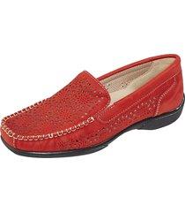 loafers naturläufer röd