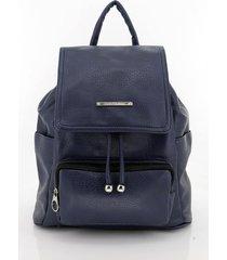 mochila azul good company
