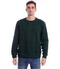 green sweatshirt ralph lauren