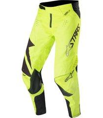 pantalon techstar factory amarillo alpinestars