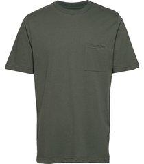 bevtoft t-shirt 10964 t-shirts short-sleeved grön samsøe samsøe