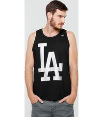 camiseta regata new era mlb los angeles dodgers