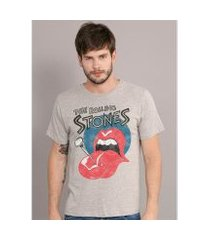 camiseta bandup! the rolling stones nailed tongue