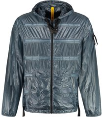 moncler genius peeve technical fabric hooded jacket