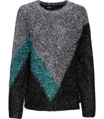 maglione con glitter (nero) - bodyflirt