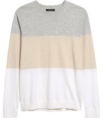 men's nordstrom men's shop bird's eye sweater