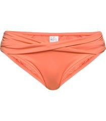seafolly twist band hipster bikinitrosa orange seafolly
