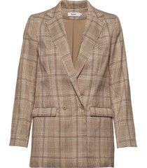 benito jacket blazer colbert beige stylein